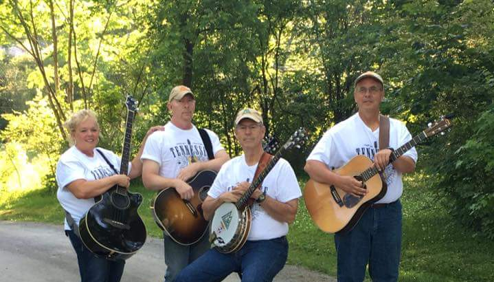 Mt LeConte  Jug Band