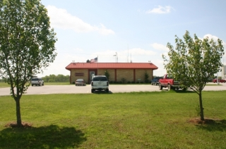 Picture of Crossville airport office
